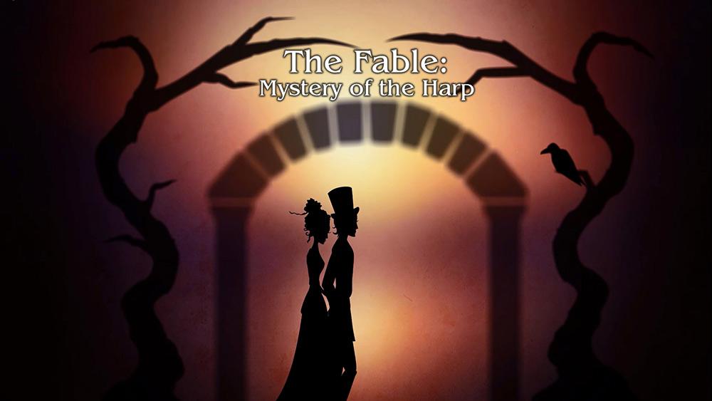 short animation, Lumiere Tales, Solas, celtic, harp, music
