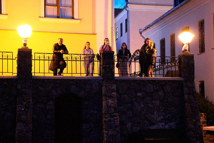 Lumiere Tales, Ivan Solas, street show. performance