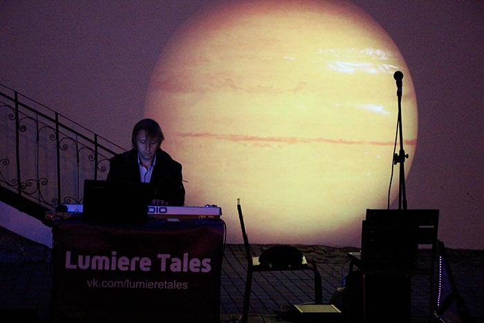 Lumiere Tales, Ivan Solas, street show. performance, Andrey Sokolov